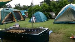キャンプは楽しい\(^o^)/
